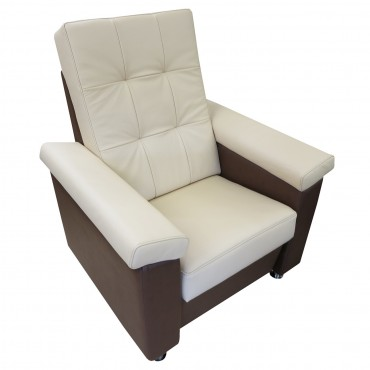 Recliner Bor with comfortable, high seat and back, offers support to your whole body. The quality of the mechanism guarantees long duration of the recliner.